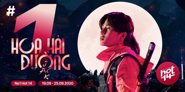 Hoài Lâm bất ngờ thăng hạng trên HOT14, Jack mòn mỏi chờ Đức Phúc ở top trending nhưng vẫn bị cản đường bởi Rap Việt - Ảnh 9.