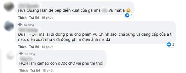 Nghe tin Hứa Quang Hán cùng team Diên Hi đóng phim mới, ai cũng bất bình vì bảo vật xứ Đài lại làm nền cho gà cưng Vu Chính? - Ảnh 3.
