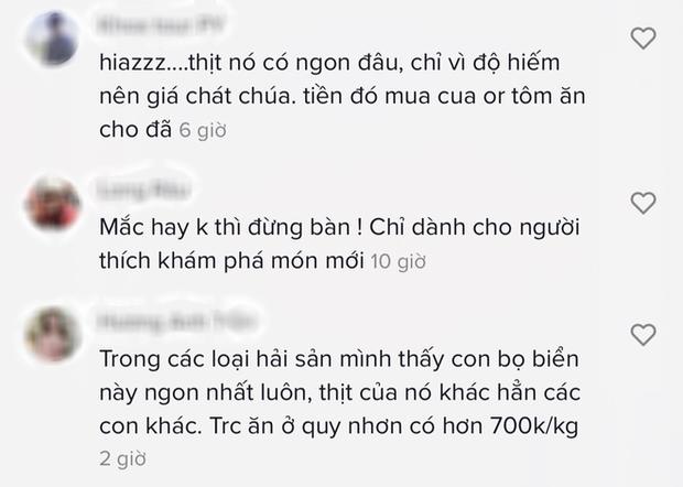 """Loại hải sản được cho là ngon hơn cả tôm hùm ở Việt Nam, vì hiếm có khó tìm nên được rao bán với giá """"đắt xắt ra miếng""""? - Ảnh 9."""