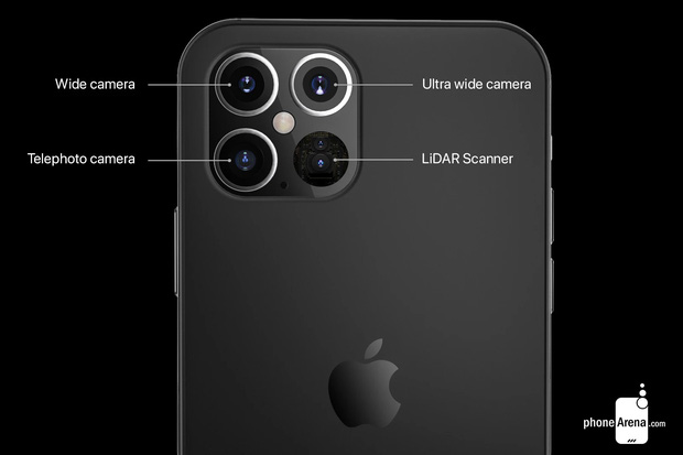 iPhone 12 Pro Max rò rỉ thêm nhiều thông tin: giá cao, màn hình và camera xịn sò hơn! - Ảnh 3.