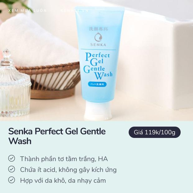 Không khiến da khô cong lại còn dưỡng ẩm cao, đây đúng là 6 loại sữa rửa mặt chân ái bạn cần lúc này - Ảnh 9.