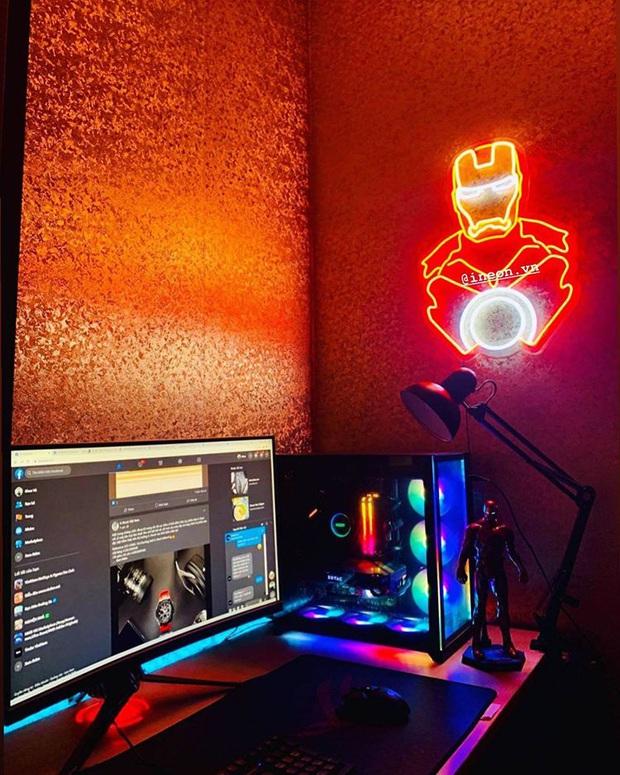 Đèn LED decor phòng ngủ ảo diệu, mua dễ mà làm còn dễ hơn - Ảnh 4.