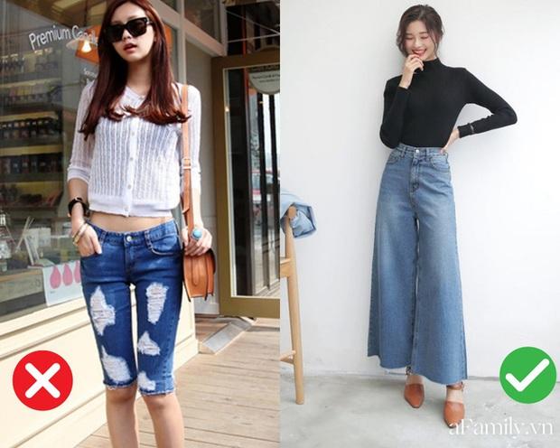 2 kiểu quần jeans bạn nên tránh xa vì dìm dáng và lôi thôi đến cực độ - Ảnh 2.