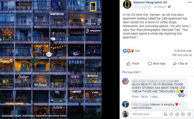 Truyền hình Mỹ bày tỏ sự thích thú với phong cách cà phê của người Sài Gòn trên căn chung cư cũ số 42 Nguyễn Huệ - Ảnh 1.