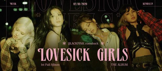Với 1,7 triệu người xem công chiếu, Lovesick Girls không vượt qua Ice Cream, BLACKPINK vẫn để BTS dẫn trước cách biệt lớn - Ảnh 5.