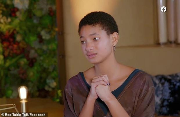 Con gái Will Smith công khai nói về bê bối ngoại tình chấn động cả Hollywood của mẹ trên sóng talkshow - Ảnh 3.