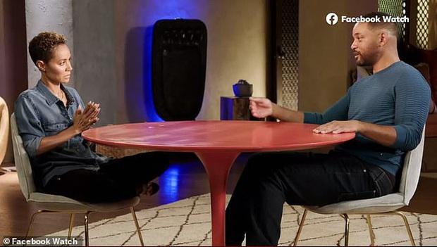 Con gái Will Smith công khai nói về bê bối ngoại tình chấn động cả Hollywood của mẹ trên sóng talkshow - Ảnh 4.
