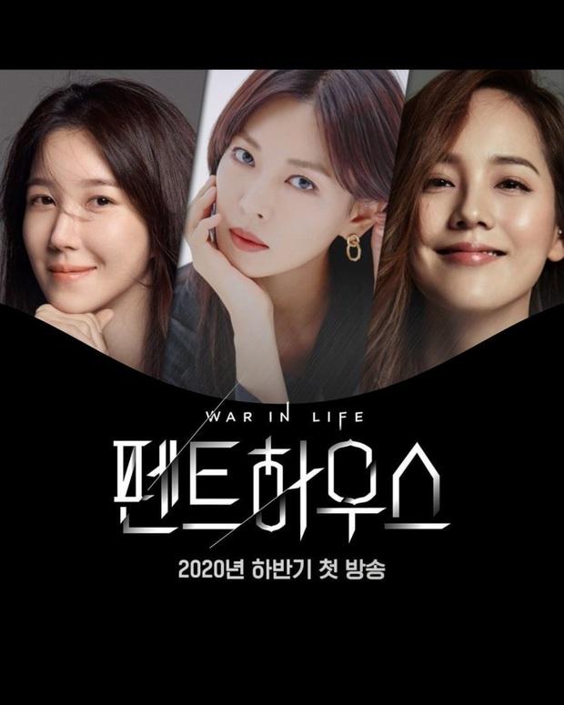 Truyền hình Hàn tháng 10: Màn đổ bộ của loạt idol nữ đình đám, hứa hẹn đầy u tối lẫn kịch tính - Ảnh 30.