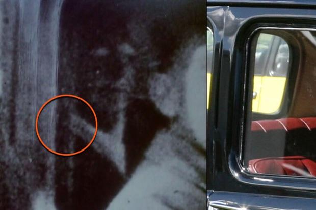 Tiện tay chụp ảnh cho chồng, vợ trở về nhà mới phát hiện bóng dáng của người mẹ đã khuất trong ống kính gây ra nhiều tranh cãi - Ảnh 6.