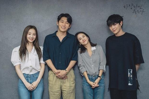 Truyền hình Hàn tháng 10: Màn đổ bộ của loạt idol nữ đình đám, hứa hẹn đầy u tối lẫn kịch tính - Ảnh 22.