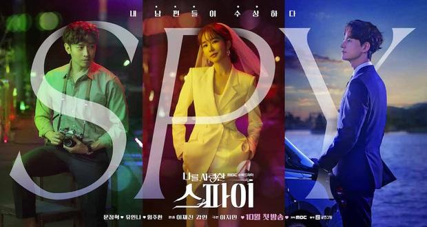 Truyền hình Hàn tháng 10: Màn đổ bộ của loạt idol nữ đình đám, hứa hẹn đầy u tối lẫn kịch tính - Ảnh 24.