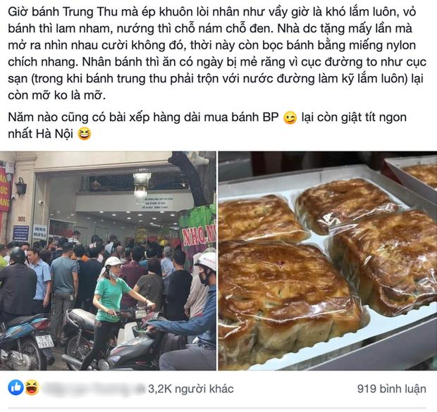 Tiệm bánh Trung thu hot nhất Hà Nội bị bóc phốt ép khuôn lòi nhân nhưng cư dân mạng lại phản dame cực mạnh? - Ảnh 2.
