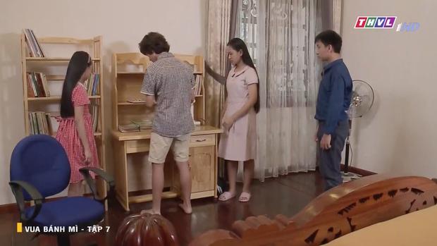 Cao Minh Đạt múa may như lên đồng trước khi lăn vào bếp ở Vua Bánh Mì bản Việt tập 7 - Ảnh 3.