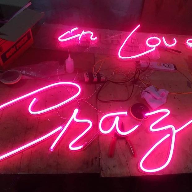 Đèn LED decor phòng ngủ ảo diệu, mua dễ mà làm còn dễ hơn - Ảnh 7.