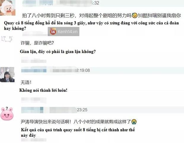 Netizen nổi điên vì cảnh hôn xuyên đêm dài 8 tiếng của cặp đôi Lưu Ly Mỹ Nhân Sát bị cắt khi lên sóng - Ảnh 7.