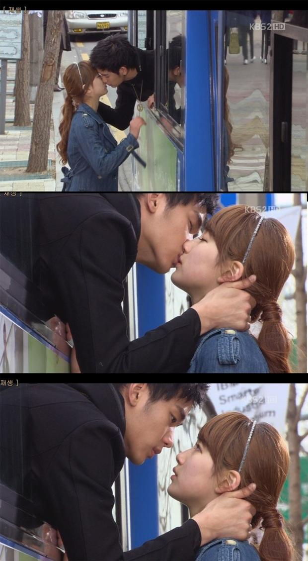 5 nụ hôn gây sốc nhất Kbiz: Hết khóa môi đồng giới đến hôn như gặm dưa, Trouble Maker bạo đến mức làm G-Dragon ngã ngửa - Ảnh 13.
