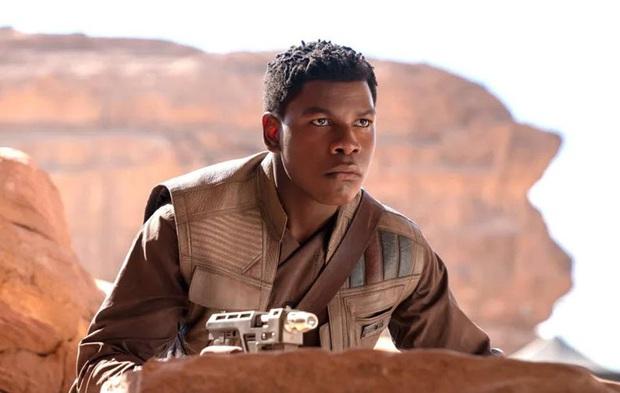 Diễn viên chính của Star Wars lên tiếng vì bị phân biệt chủng tộc và dọa đánh khi làm phim - Ảnh 1.