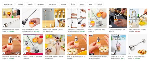 """Dụng cụ lột vỏ trứng chỉ được dùng trong các nhà hàng sang trọng, cách hoạt động cũng """"gây lú"""" không kém vẻ bề ngoài - Ảnh 4."""