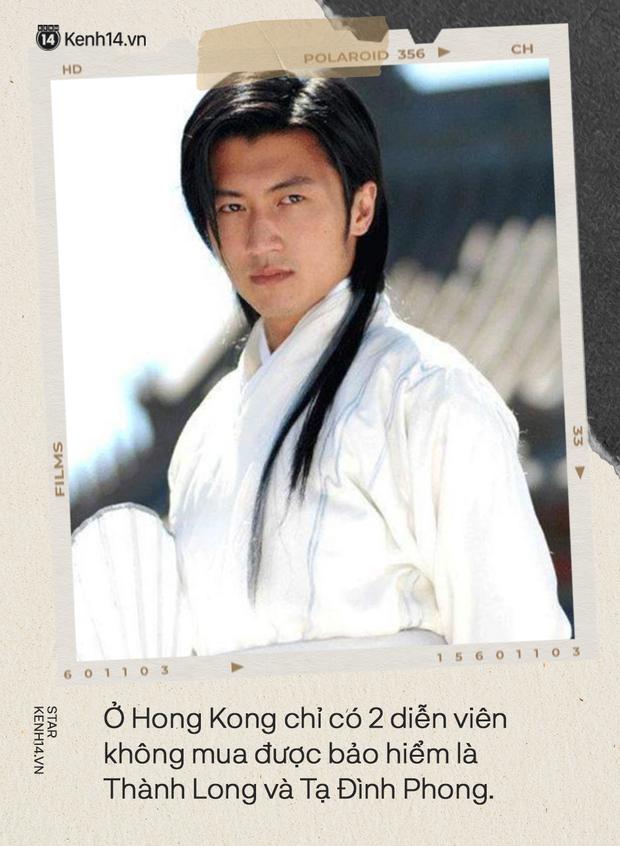 Tạ Đình Phong: Quý tử phản nghịch nhà Hoa hậu thành báu vật Cbiz, 2 thập kỷ rắc rối tình tay 3 với Trương Bá Chi - Vương Phi - Ảnh 10.