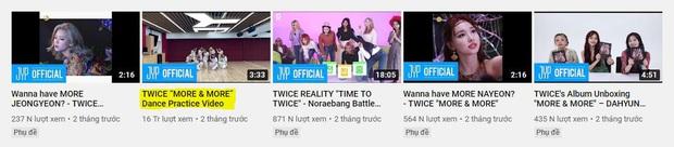 ITZY có đến 7749 phiên bản video dance khác nhau trong khi đàn chị TWICE chỉ có một, JYP ngày càng lộ sự thiên vị? - Ảnh 7.
