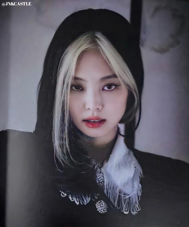 Tưởng bị tóc Dương Quá dìm, Jennie (BLACKPINK) phản đòn với bộ ảnh khiến người qua đường cũng phải... ngừng thở - Ảnh 10.