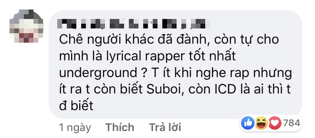 Rhymastic tỏ thái độ khi thí sinh King Of Rap chê Suboi và Datmaniac, tự nhận mình là lyrical - rapper tốt nhất giới Underground - Ảnh 8.