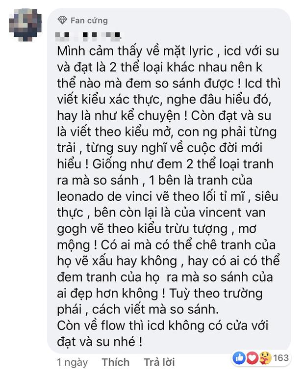 Rhymastic tỏ thái độ khi thí sinh King Of Rap chê Suboi và Datmaniac, tự nhận mình là lyrical - rapper tốt nhất giới Underground - Ảnh 12.
