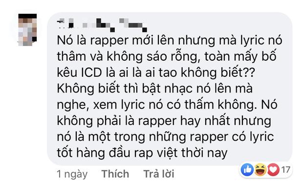 Rhymastic tỏ thái độ khi thí sinh King Of Rap chê Suboi và Datmaniac, tự nhận mình là lyrical - rapper tốt nhất giới Underground - Ảnh 9.