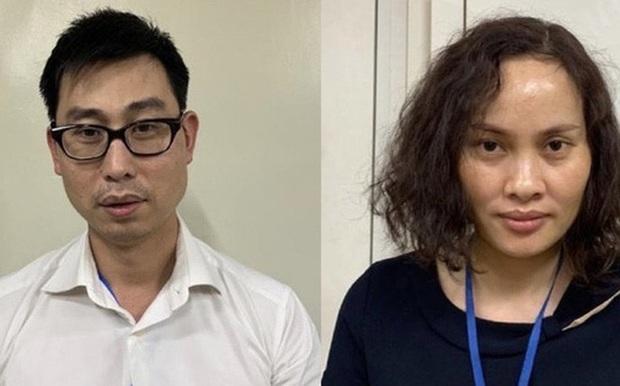 Bắt giam 2 lãnh đạo công ty nâng khống giá thiết bị y tế tại Bệnh viện Bạch Mai - Ảnh 1.