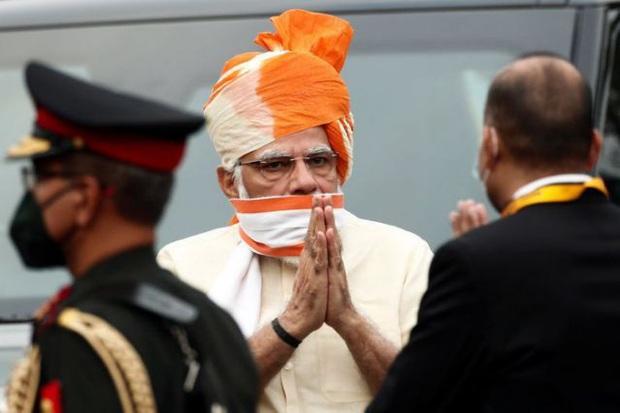 Tài khoản mạng xã hội của Thủ tướng Ấn Độ bị hack - Ảnh 1.