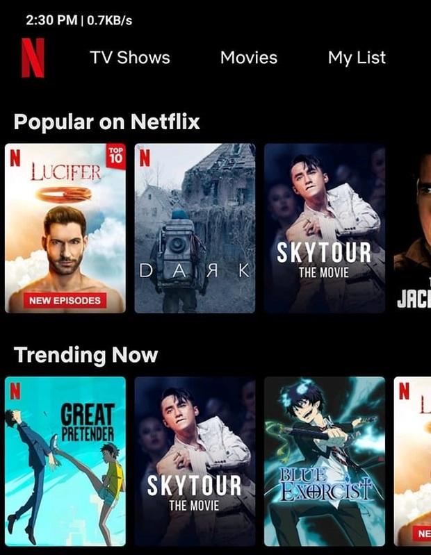 SKY TOUR Movie của Sơn Tùng M-TP leo top trending toàn thế giới sau 24 giờ thả cửa trực tuyến - Ảnh 2.