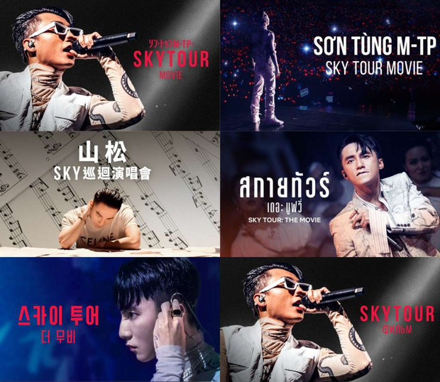 SKY TOUR Movie của Sơn Tùng M-TP leo top trending toàn thế giới sau 24 giờ thả cửa trực tuyến - Ảnh 3.