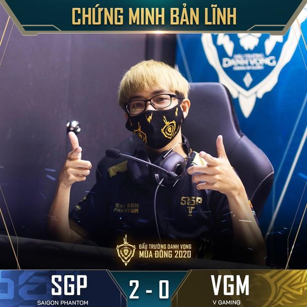 Saigon Phantom đang lột xác ngoạn mục, Bóng ma Sài thành sẽ đủ sức tranh ngôi vô địch từ Team Flash? - Ảnh 2.