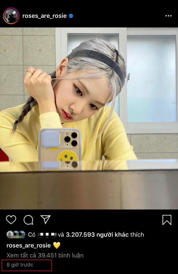 Rosé (BLACKPINK) công khai sử dụng iPhone, chính thức cắt đứt tình cảm với Samsung? - Ảnh 3.