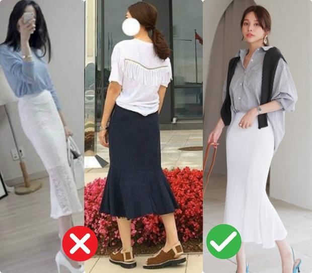 Chân váy dành cho vòng 3 xẹp lép: Vài chú ý nhỏ giúp bạn chọn được đúng kiểu lừa tình - Ảnh 3.
