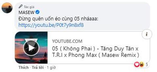 Phù thủy âm nhạc Masew sắp làm streamer để kiếm thêm cho Siu Con, cộng đồng nhiệt tình chúc mừng! - Ảnh 4.
