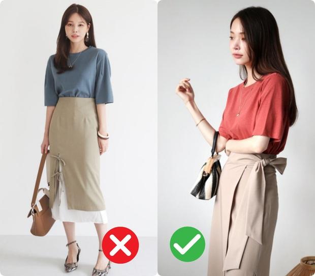 Chân váy dành cho vòng 3 xẹp lép: Vài chú ý nhỏ giúp bạn chọn được đúng kiểu lừa tình - Ảnh 6.