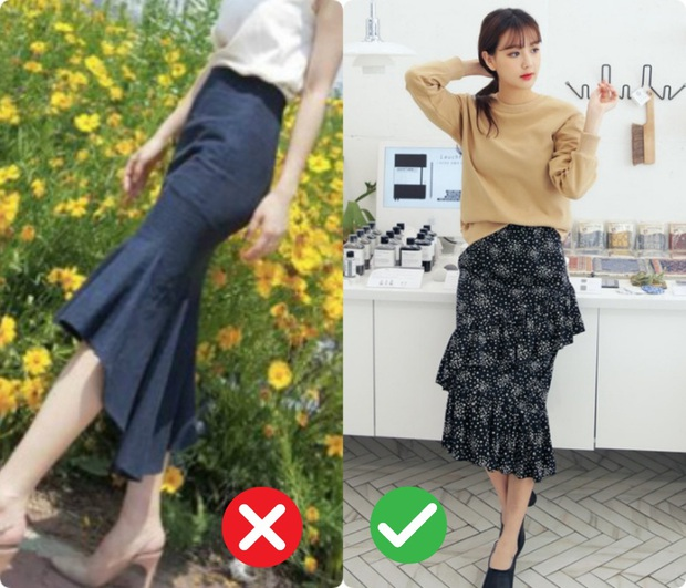 Chân váy dành cho vòng 3 xẹp lép: Vài chú ý nhỏ giúp bạn chọn được đúng kiểu lừa tình - Ảnh 8.