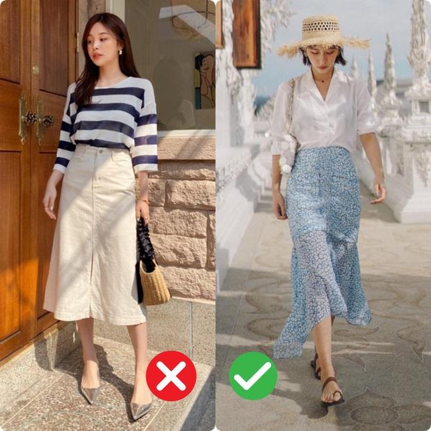 Chân váy dành cho vòng 3 xẹp lép: Vài chú ý nhỏ giúp bạn chọn được đúng kiểu lừa tình - Ảnh 9.