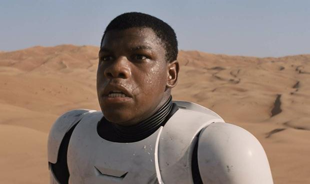 Diễn viên chính của Star Wars lên tiếng vì bị phân biệt chủng tộc và dọa đánh khi làm phim - Ảnh 3.