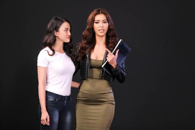 Minh Tú phản ứng trước tin đồn học trò The Face hẹn hò cùng bạn trai cũ, tiết lộ về mối quan hệ hiện tại với Andree - Ảnh 3.