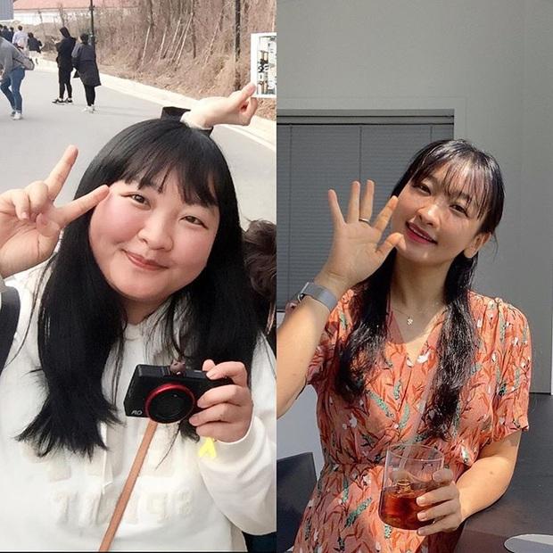 Gái xinh Hàn Quốc chia sẻ 3 bài tập mỗi ngày giúp cô nàng giảm được 49kg trong 1 năm - Ảnh 2.