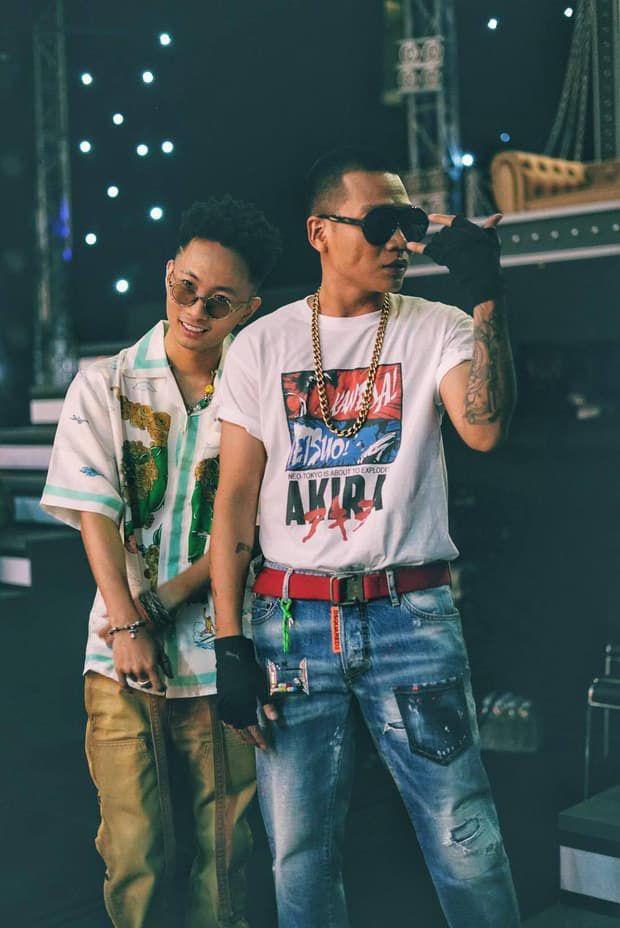 """Cuối cùng Wowy đã công khai khoảnh khắc """"choảng nhau"""" với Rhymastic ở hậu trường Rap Việt - Ảnh 5."""