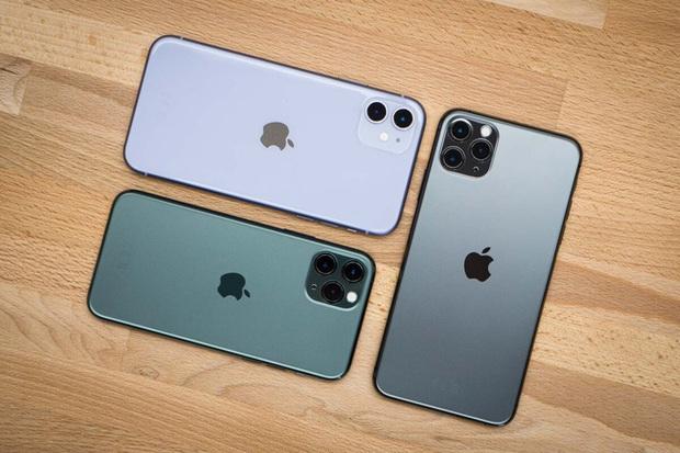 Doanh số chỉ đứng thứ 3, nhưng Apple vẫn kiếm được nhiều tiền bằng cả Samsung và Huawei cộng lại - Ảnh 1.