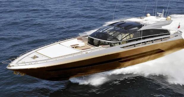 5 siêu du thuyền đắt giá nhất hành tinh hiện nay: Cái tên đứng đầu trị giá tới 4,8 tỷ đô, được thiết kế từ... 10.000kg vàng và đá thiên thạch? - Ảnh 6.