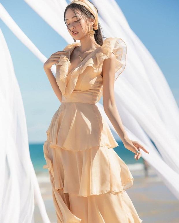 Để sắm váy áo đi ăn cưới chuẩn tinh tế và không bị chê là vô duyên, chị em phải học tập ngay các sao Việt - Ảnh 7.