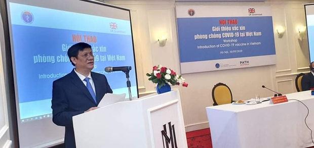 Dự kiến năm 2021, Việt Nam thử nghiệm vắc xin Covid-19 trên người - Ảnh 1.