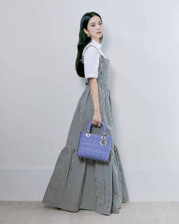 Xịn nhất BLACKPINK: Jisoo được đối xử đặc biệt trên Instagram của Dior theo cách chưa thành viên nào có được - Ảnh 3.