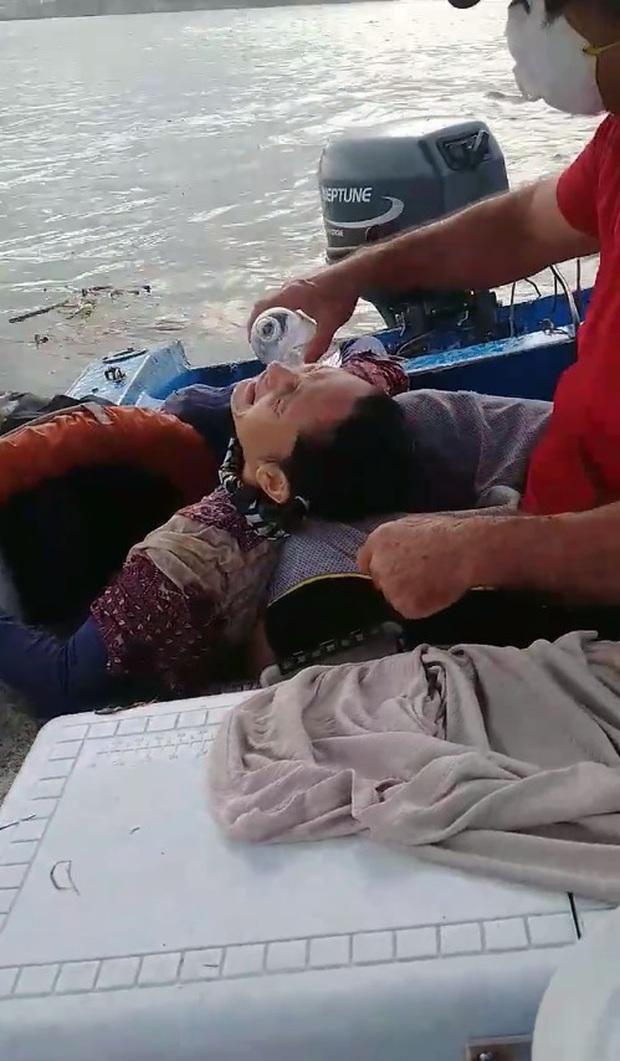 Người phụ nữ mất tích bí ẩn 2 năm bất ngờ được tìm thấy đang trôi lênh đênh trên biển và vẫn... sống - Ảnh 5.
