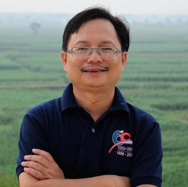 Bức ảnh hội tụ khối tài sản đình đám của làng Toán học Việt Nam: 3 Huy chương Vàng Olympic quốc tế, 1 giải Nobel Toán học - Ảnh 4.